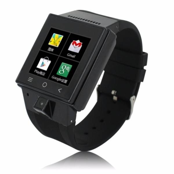ZGPAX S55 1.54-inch MTK6572 1.2GHz Dual-core 512MB RAM 4GB ROM Android 4.4 Smart Watch