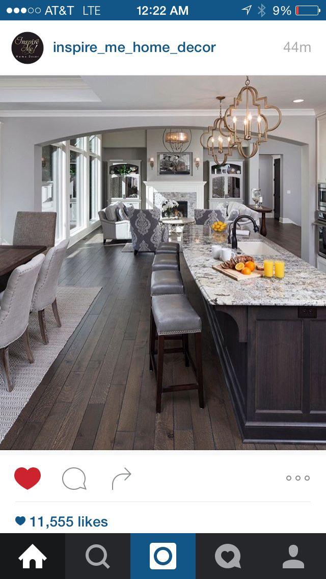 Kitchen. Floors!