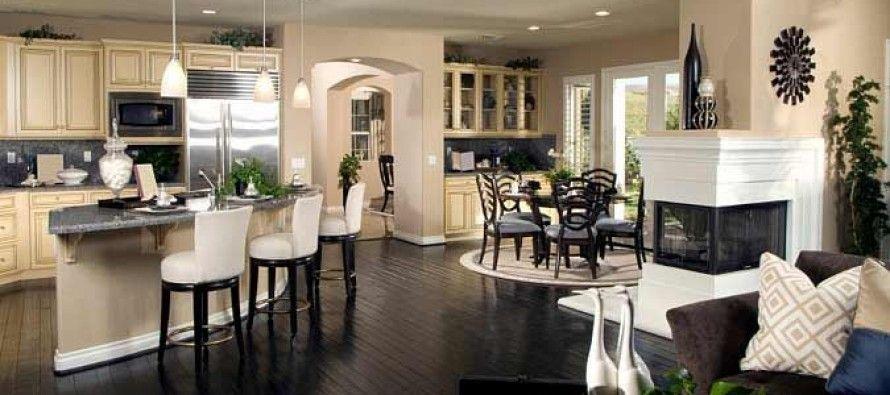 Ideas para decoraci n de casas o departamentos completos for Decoraciones interiores de departamentos