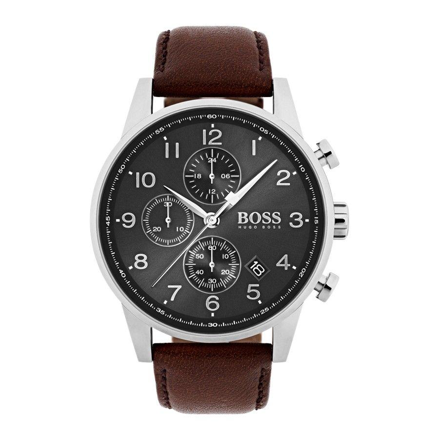 d1d3ee2af1d Hugo Boss Navigator horloge HB1513494