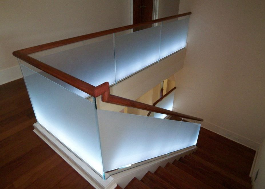 Best Curved Glass Stair Railing Glass Stair Railing For The 640 x 480