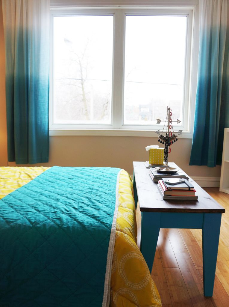 Ikea Nornas Bench And Tarva Bed Frame Hack Ikea Hacks Diy Home