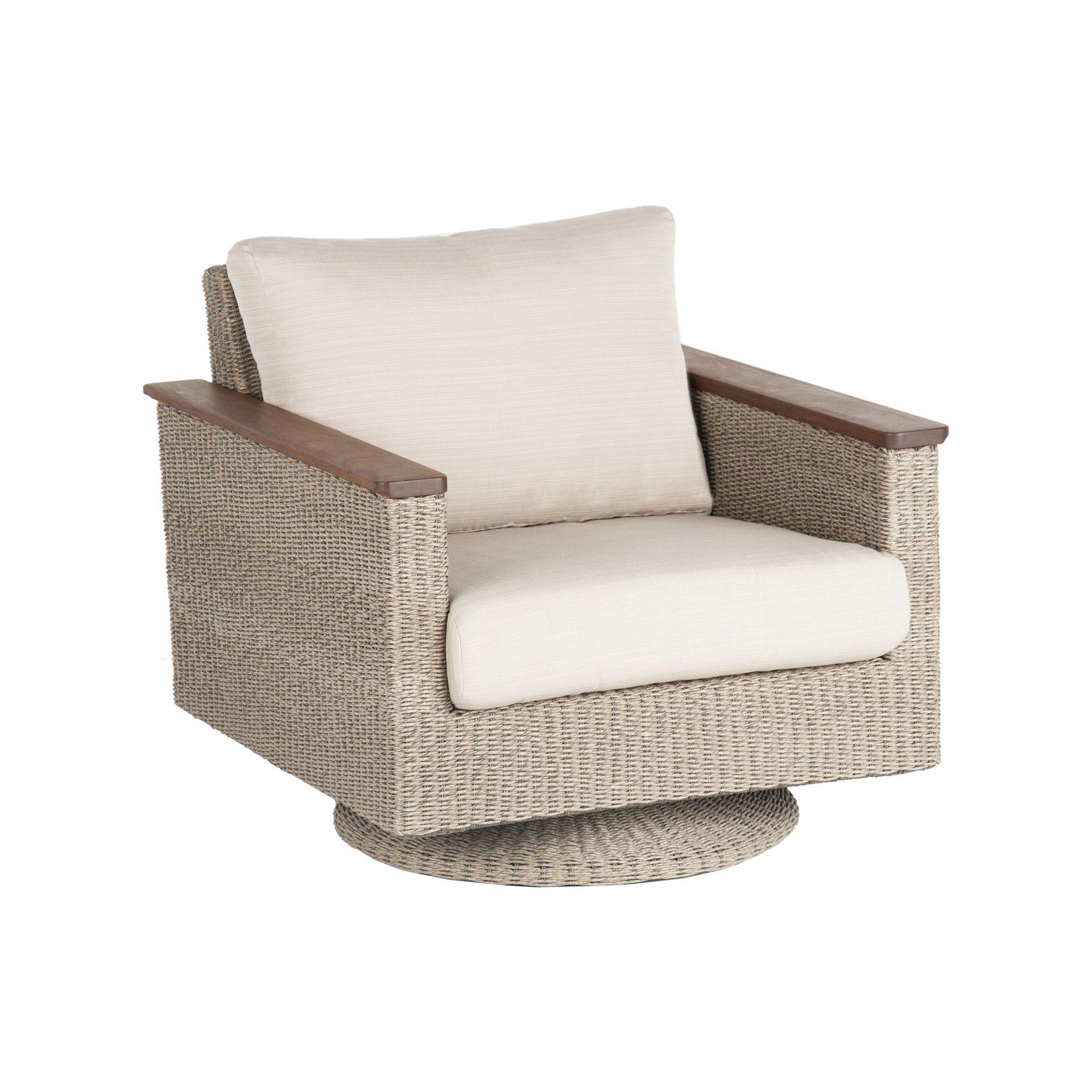 Jensen Leisure C Swivel Rocker Universal Patio Furniture Studio City Ca