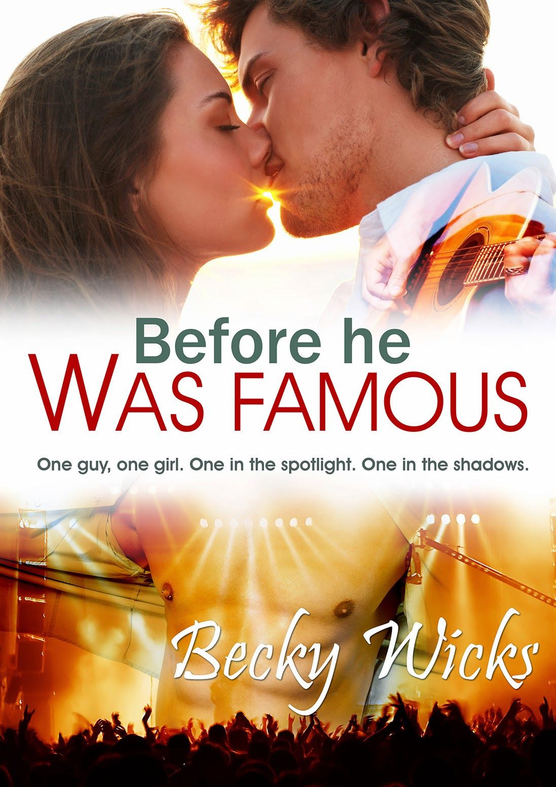 Before He Was Famous By Becky Wicks Book Review Blogs New