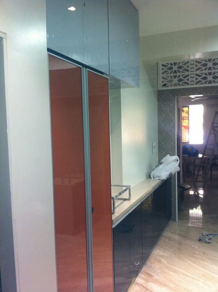 Here you will find photos of interior design ideas get inspired also proposed for residence bhk flat kitchen by kanakia rh pinterest