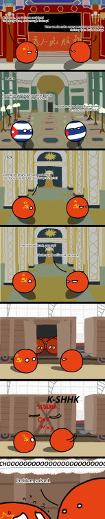 The Most Russian Thing via reddit | Polandball