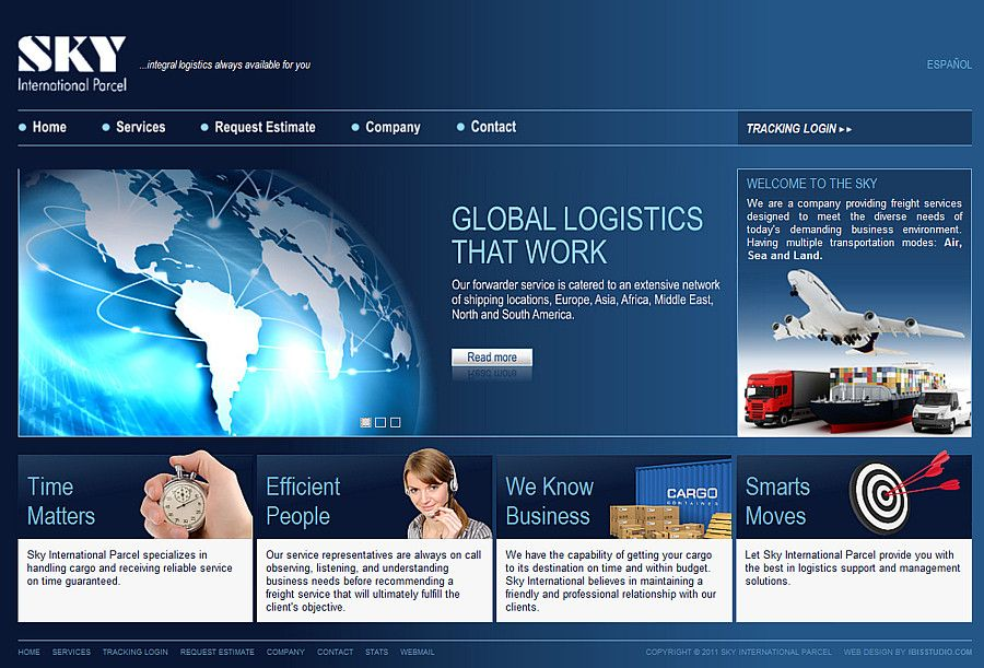 Miami Web Design Agency Website Design Miami Coral Gables Fl Agency Website Design Web Design Agency Logistics Design