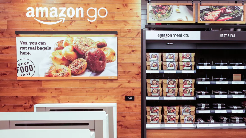 Amazon will launch new grocery store as alternative to