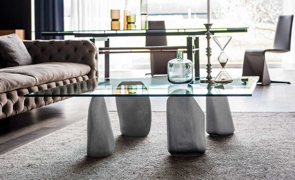Stone Cocktail Table Stone Coffee Table Coffee Table Cattelan Italia Furniture