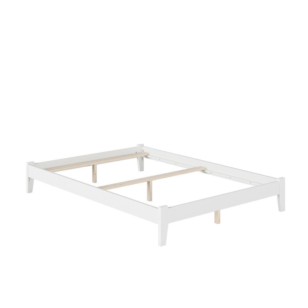 Photo of Concord Full Traditional Bed (White), Atlantic Furniture