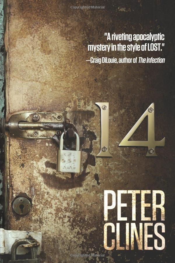 Very odd, but I enjoyed it. 14 Peter Clines Horror
