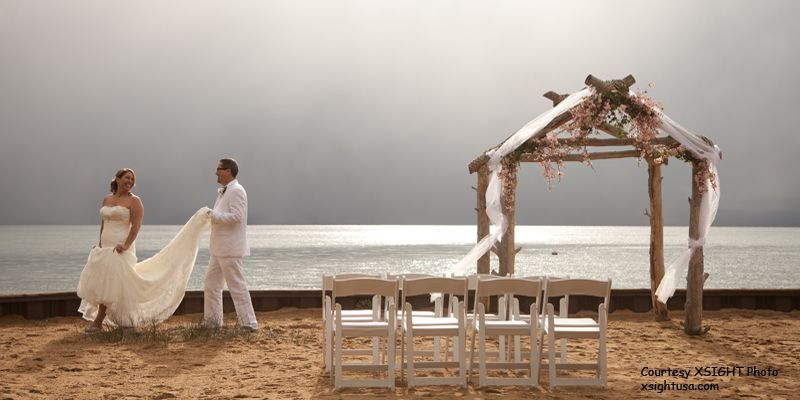 Weddings At Lakeside Beach Sierra South Lake Tahoe Events And Activities Llc