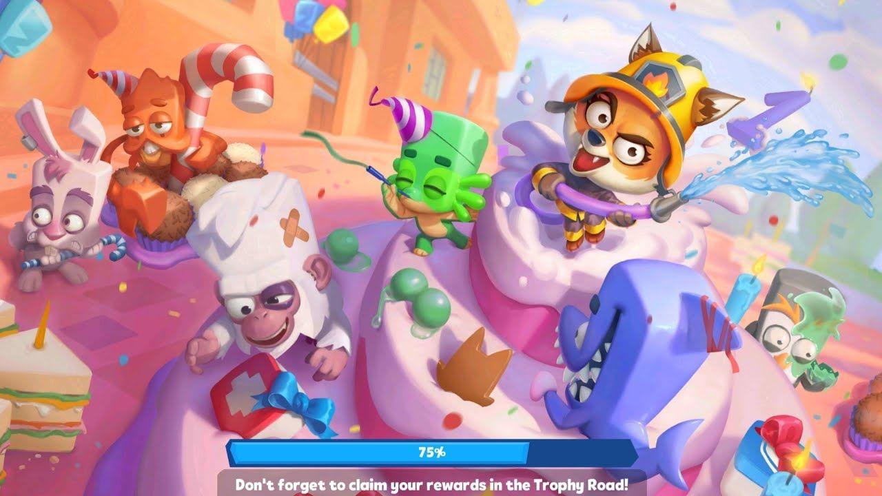 Pin By Dani Svetov On Zooba Zoo Battle Arena Battle Online Battle Enemy