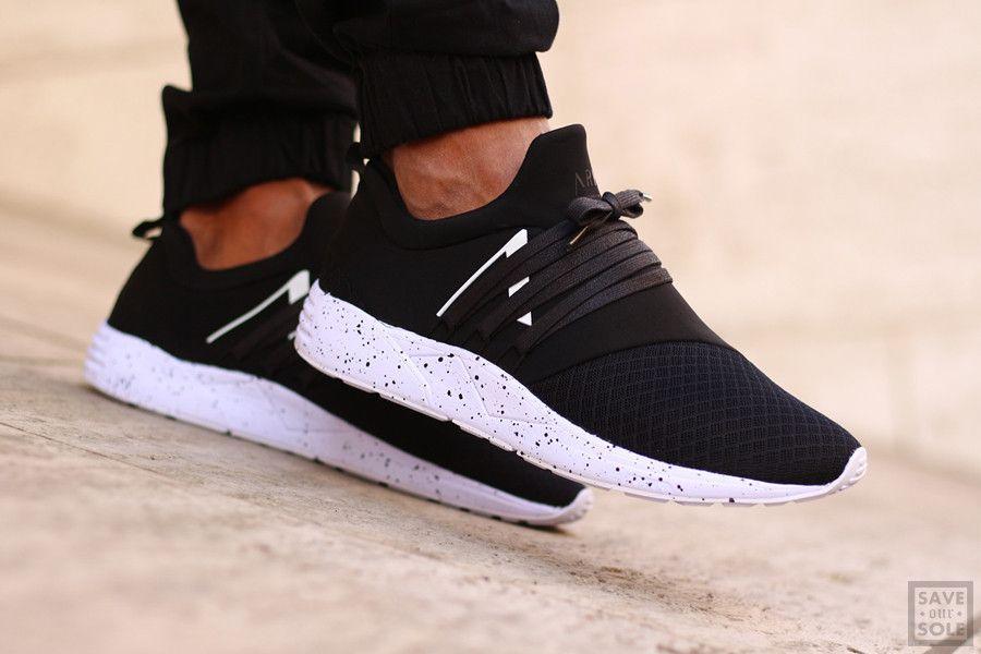 Nike Roshe Courir Kopenhag Noir