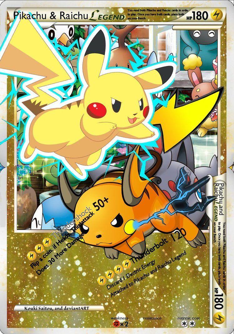 Pokemon Pikachu Card Real Pikachu S Custom Pokemon Cards