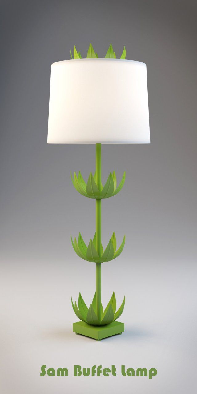 Sam Buffet Lamp Buffet Lamps Lamp Floor Lamp