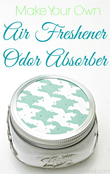 Make Your Own Odor Absorber  Air Freshener  Air Freshener Fair Bathroom Air Freshener Design Ideas