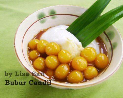 Ncc Jajan Tradisional Indonesia Week Bubur Candil Makanan Dan Minuman Masakan Makanan