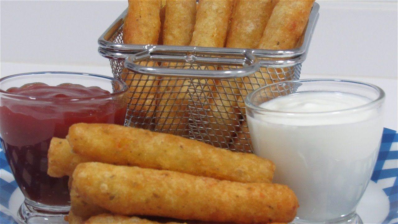 Potato Recipes بطاطس مقلية بطريقة جديدة احسن من الفرايز بمليون مرة مقرم Food Pretzel Bites Sausage
