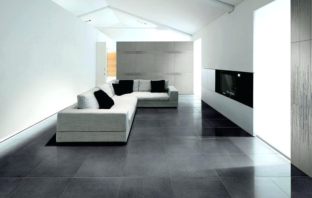 Fliesen Wohnzimmer Ideen Holzoptik Grau Naturstein Wand