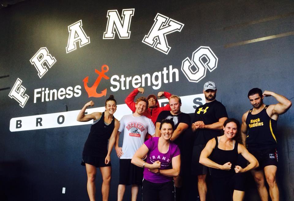 Franks Brothers CrossFit: Papanui
