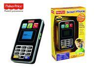 Fisher Price Smartfon Przedszkolaka Zabawka Wyglada I Dzwoni Jak Prawdziwy Telefon Ale Jest O Wiele Bardziej Zabawny Electronic Products Electronics Phone