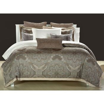 Nygard Home Gabriel 7 Piece Duvet Cover Set Bedroom Decor Inspiration Duvet Cover Sets Home Furniture