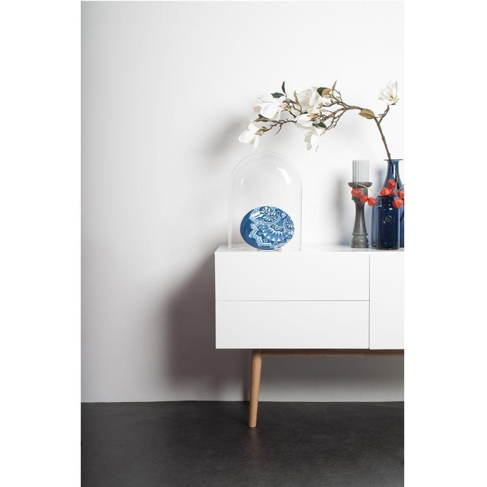 Buffet Design 1 Porte 2 Tiroirs Scandinave High Wood Zuiver  # Meuble Tv Universo Positivo