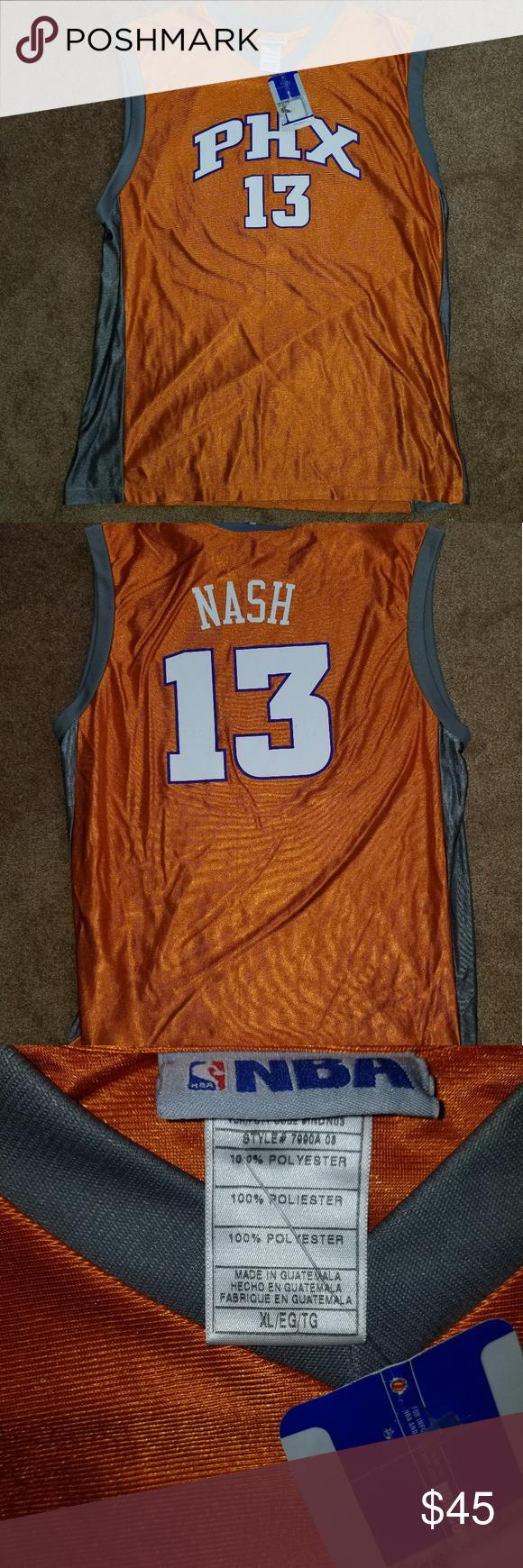 best authentic 4becc 99328 Steve Nash Phoenix Suns replica jersey. Steve Nash Phoenix ...