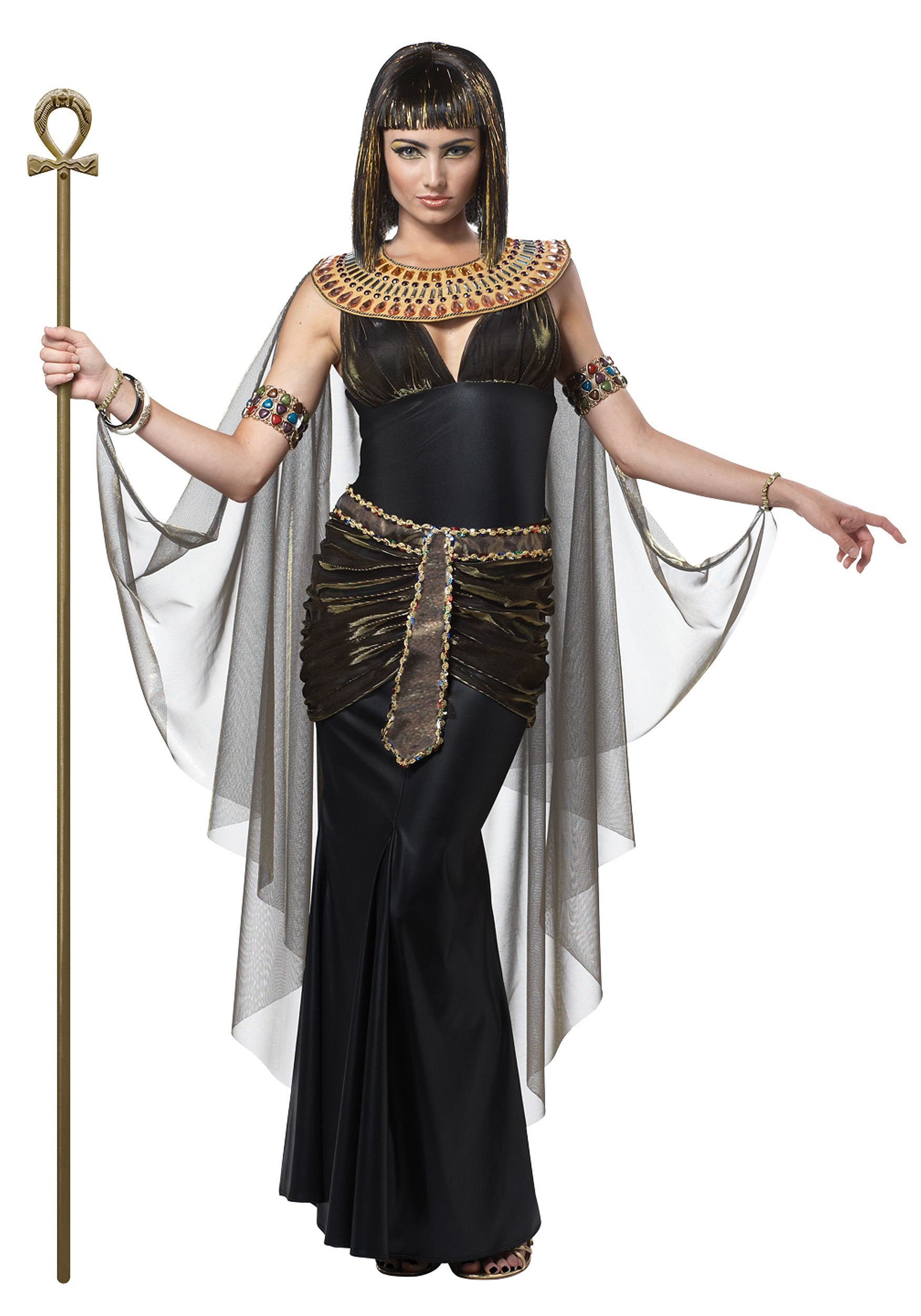 Ladies Cleopatra Queen of the Nile Ancient Egyptian Costume