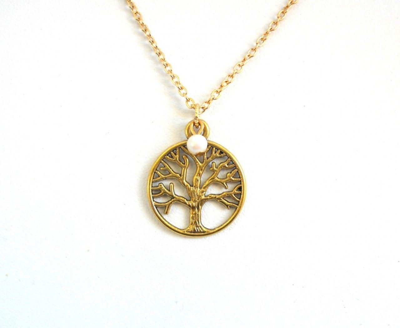 Green Eyed Lady - Tree of Life Necklace, $13.99 (http://www.shopgreeneyedlady.com/jewelry/necklaces/tree-of-life-necklace/)