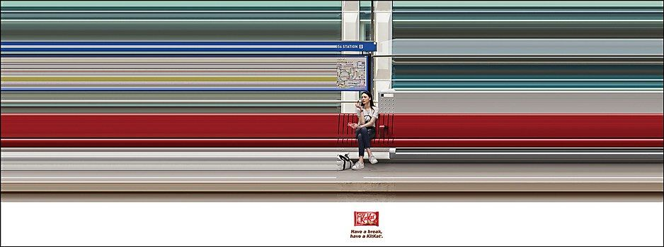 KitKat print ads   Communication Arts   Print ads ...