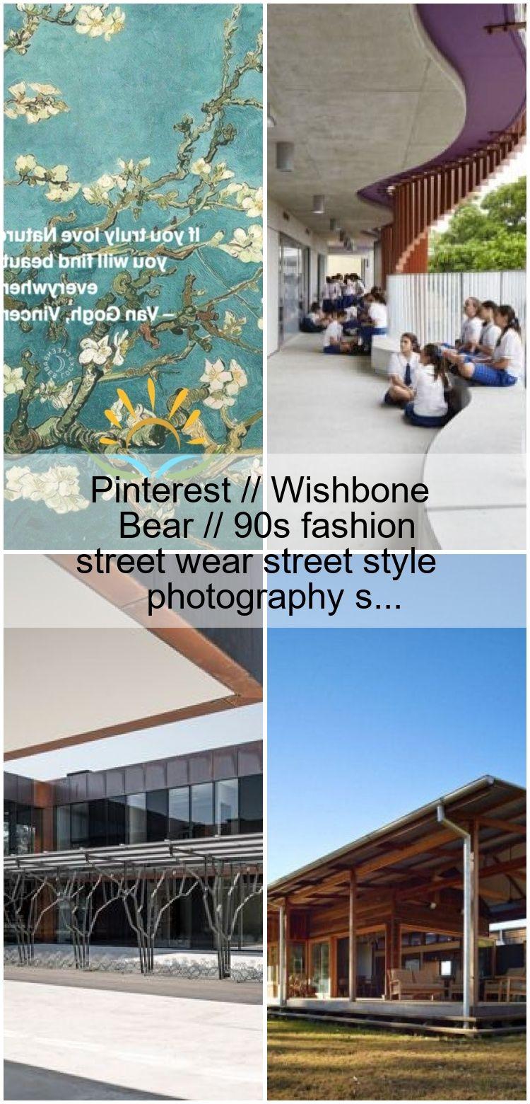 Pinterest // Wishbone Bear // 90s fashion street wear street style photography s...