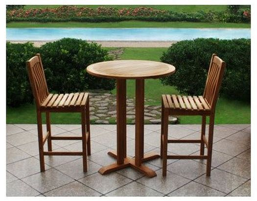 Outdoor Tall Bistro Sets