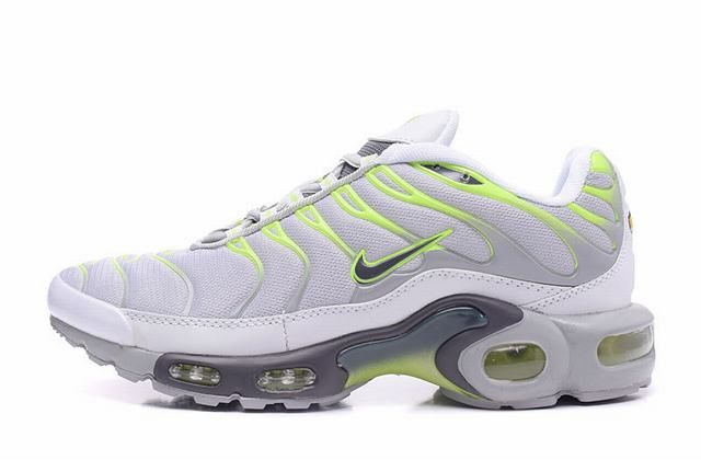 arrives efeb9 32de5 nike tn enfant,homme air max plus tn blanche et verte