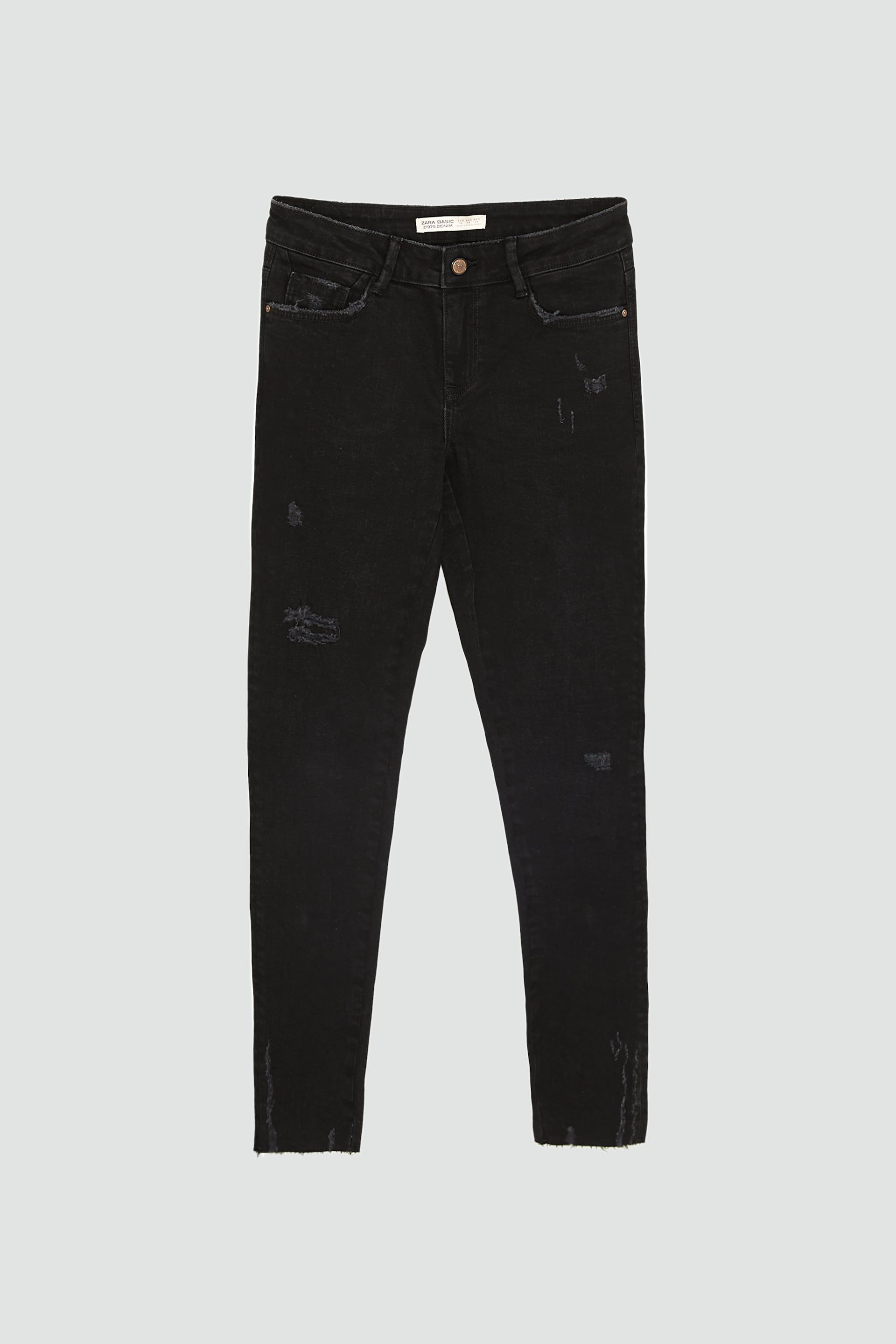 8053be73 Z1975 ripped skinny jeans | wants | Ripped skinny jeans, Jeans ...