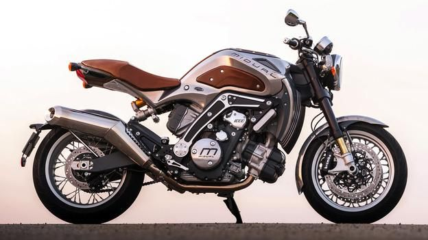 BBC - Autos - Nine dead motorbike names revived for the 21st century
