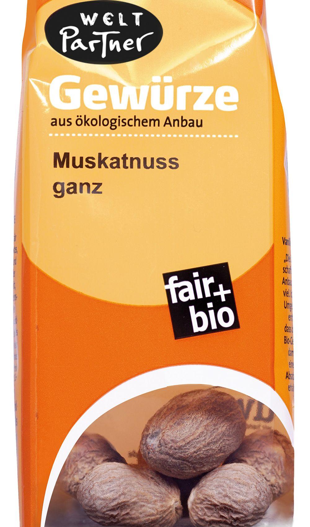 Muskatnuss Ganz Fair Gehandelt Und Bio Aus Dem Nachhaltigen Online Shop Der Kleinbauern Unterstutzt Und Fur Nachhaltige Arb Vegetarisch Ausgewogene Ernahrung