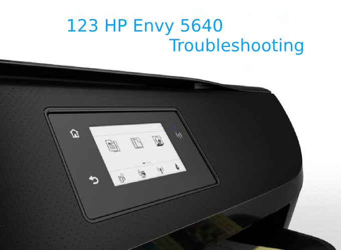 Fix HP Envy 5640 printer problems using HP Envy 5640 troubleshooting