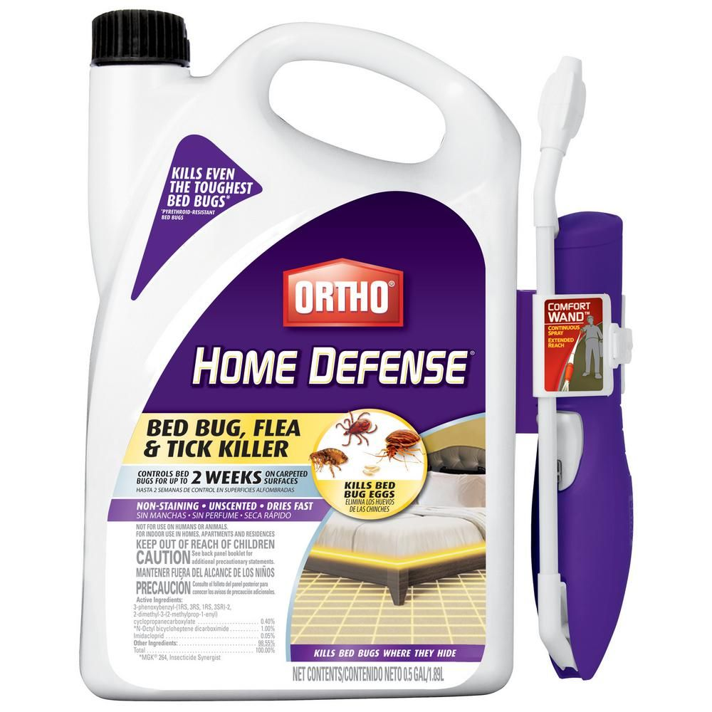 Ortho 1/2 Gal. Home Defense Bed Bug020251005 Home