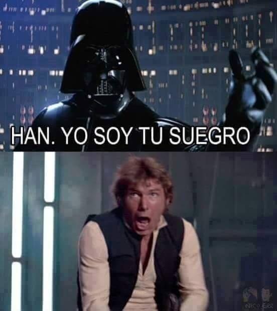 21 Memes De Star Wars Que Haran Reir A Los Jedis Mexicanos Memes Divertidos Memes Memes Nuevos