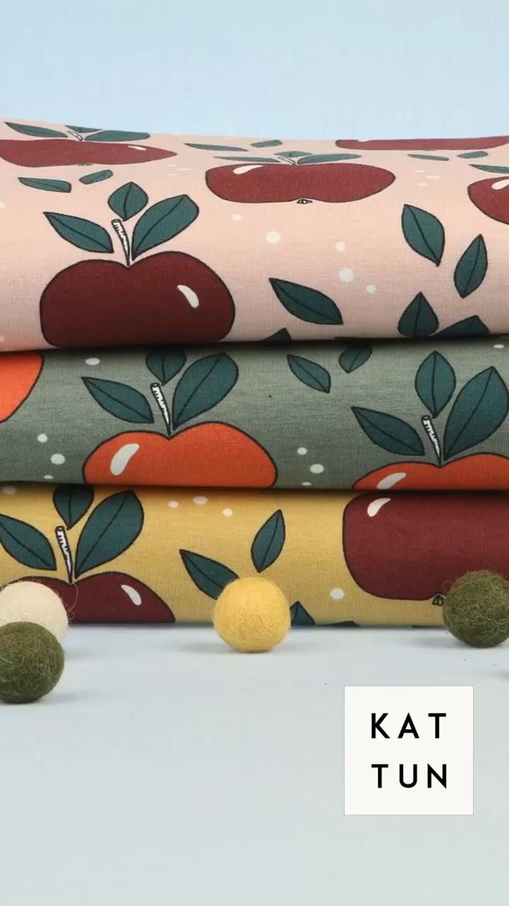 Photo of Biostoffe Herbstkollektion von Elvelyckan Design