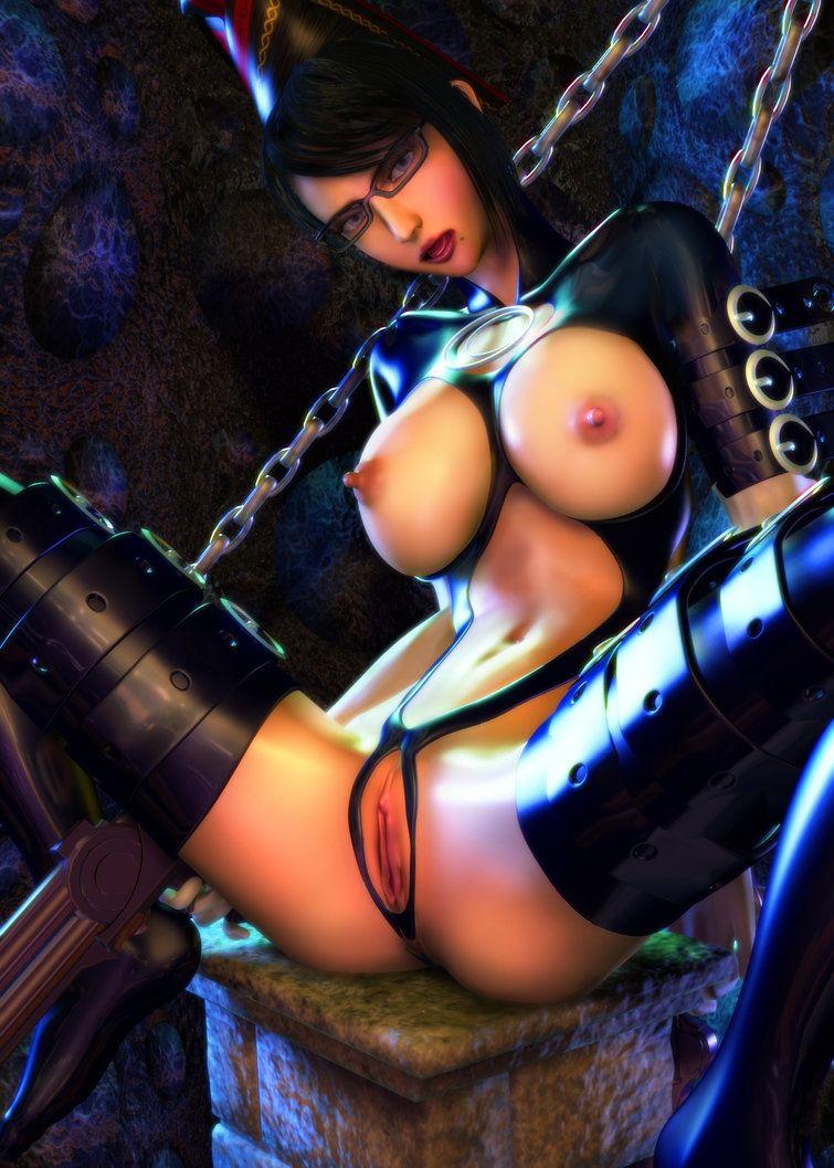 Bayonetta 2 Porn - Bayonetta HD 2 by 3dbabes