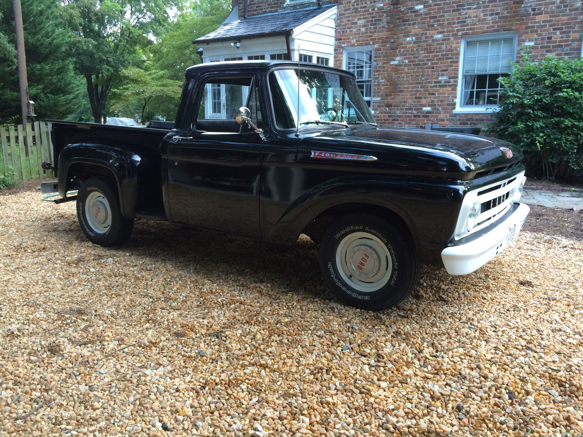 1961 Ford F100 Swb Stepside Ford Truck Enthusiasts Forums Ford Truck Trucks F100 Truck