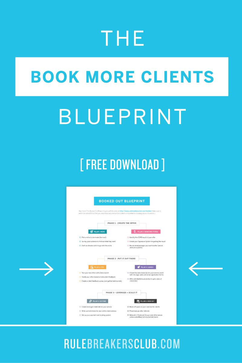 6 steps to book more clients action business and blogging 6 steps to book more clients malvernweather Image collections