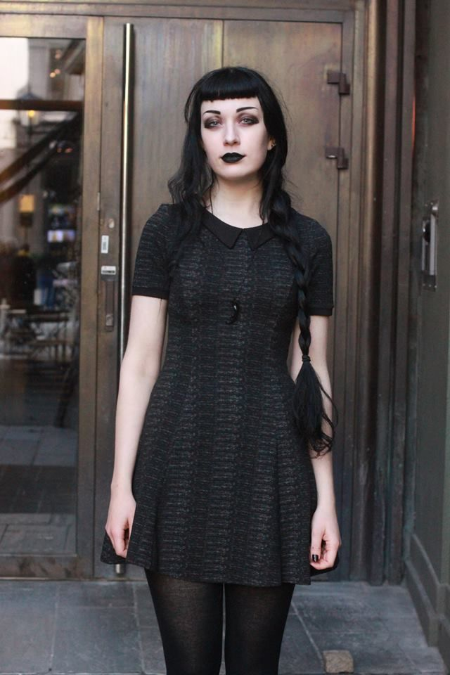 How to Start Dressing Goth And Not Scare Your Mother