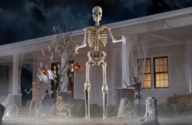 Save Big On Halloween With This Home Depot Deal It S Time To Start Collecting Stuff In 2020 Home Depot Halloween Decorations Home Depot Halloween Halloween Decorations