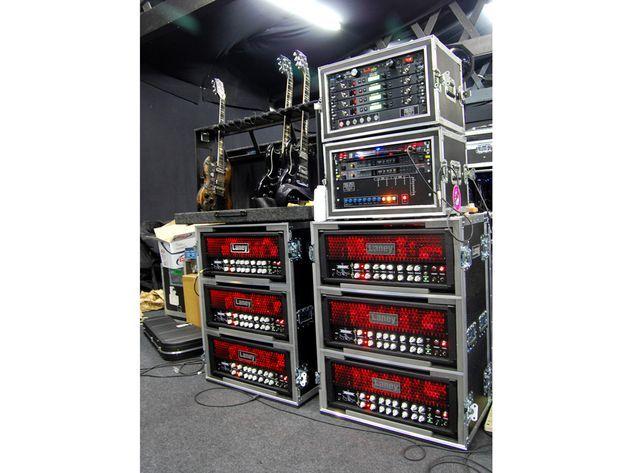 tony iommi live rig guitar rigs guitar guitar rig guitar pedals. Black Bedroom Furniture Sets. Home Design Ideas