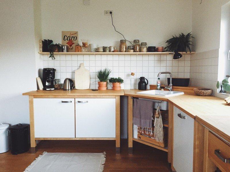 Bild Von Liebes Ding Solebich De Wohnung Kuche Haus Kuchen Freistehende Kuchenschranke