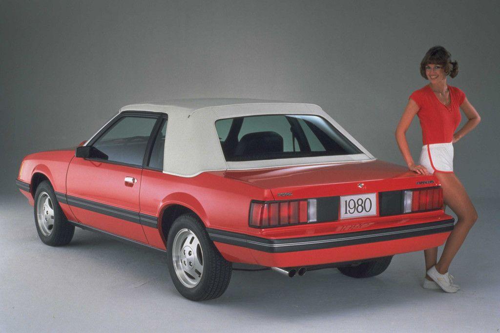 Foto De Ford Mustang Generación 1979 1993 9 39
